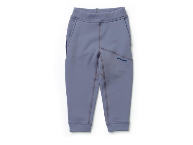 Houdini Toasty Pants Kinder spokes blue